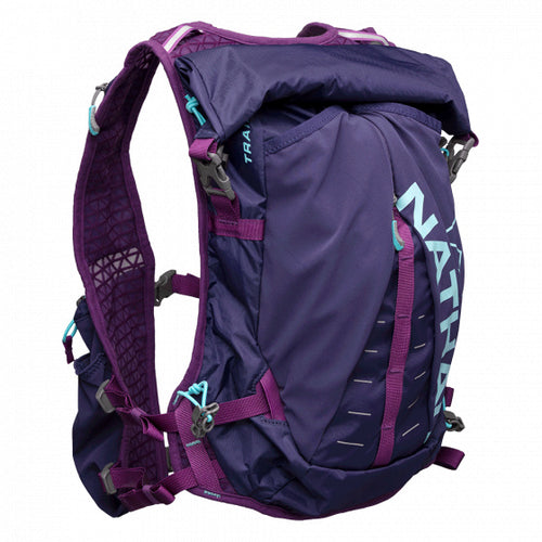 drinking rucksack Trail Mix racevest12 litres purple
