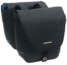 double bike bag Avero 25L black