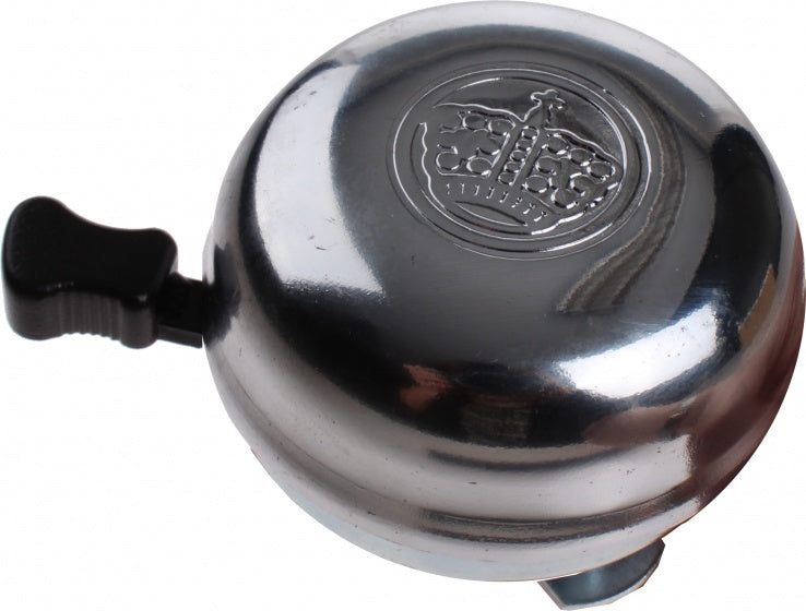 bicycle bell 45 mm chrome
