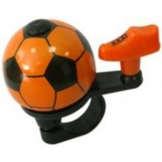Bicycle ball football 38 mm orange
