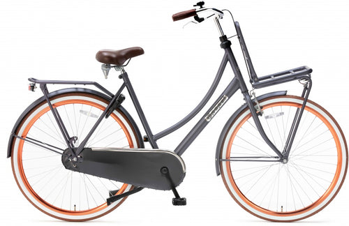 Popal Daily Dutch Basic 28 Inch 57 Cm Woman Coaster Brake