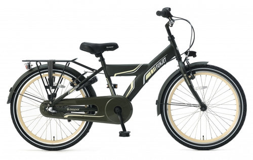Popal Funjet N3 22 Inch 34 Cm Boys 3Sp Coaster Brake