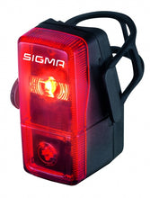taillight Cubic led battery black