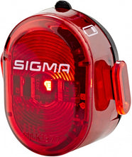 rear light Nugget II LED black