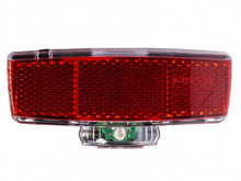 rear light Block led luggage carrier battery red