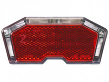 rear light Tunnel led luggage carrier battery red