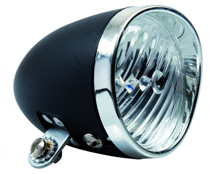 headlight Classicled battery black