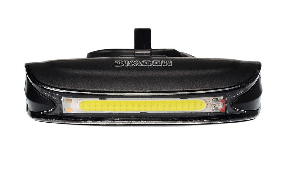 headlight Line USB led rechargeable black