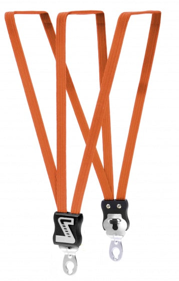 quick release 3-binder 61 cm orange