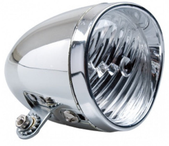 Front light Classic led 9 x 7 x 7 cm silver