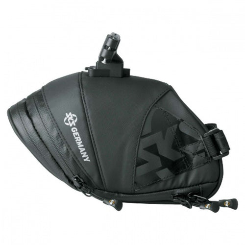 saddlebag Explorer Click polyester 1,8 liter black