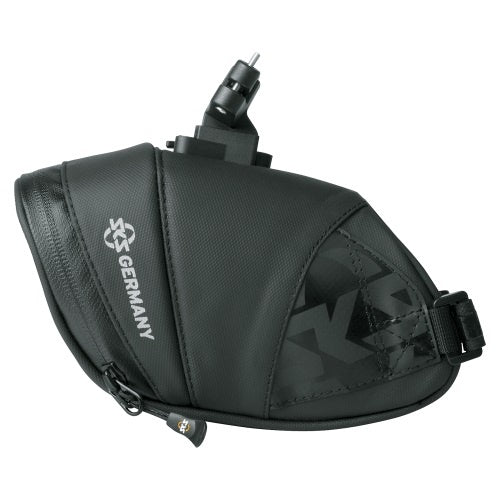 saddlebag Explorer Click polyester 800 ml black