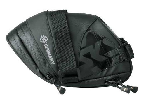 saddlebag Explorer Straps polyester 1,8 liter black