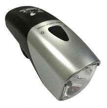 Headlight Triple Beam BL116 black / silver