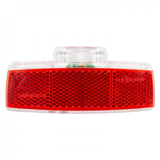 rear light Refo Mini dynamo luggage carrier red