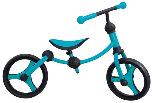 Smartrike Running 10 Inch Junior Light Blue/Black