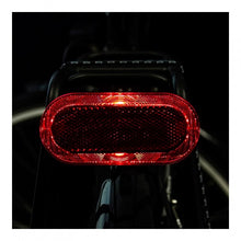 tail light Elips XE led luggage rack 10.5 cm red