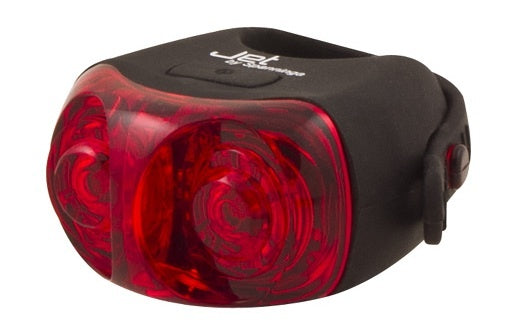 Rear Light Jet USB LED Rechargeable Incl. Cable