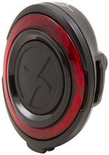 Rear light O-Guard black