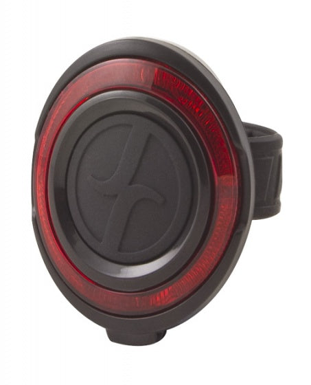 Rear light O XB black