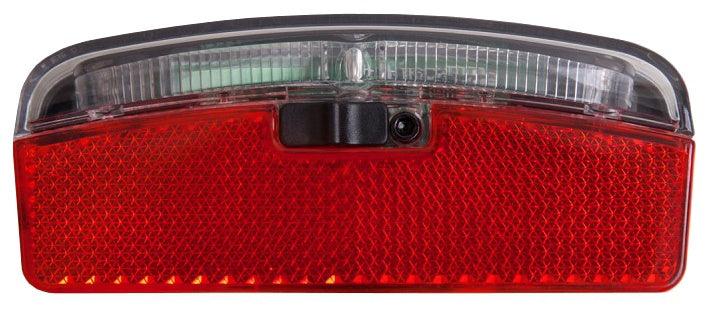LED taillight with reflector 10.5 x 4.5 cm