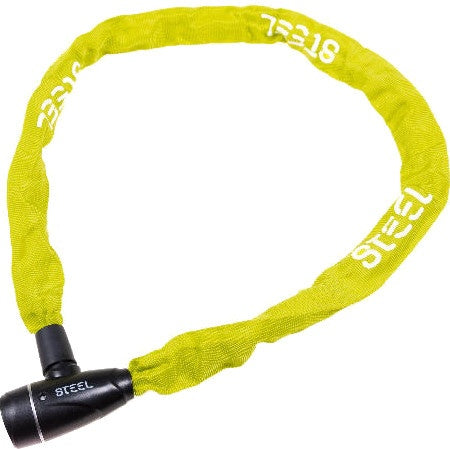 chain lock Pro-Force 1100 x 5 mm steel lime