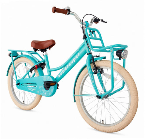 Supersuper Cooper 20 Inch 31,75 Cm Girls Coaster Brake