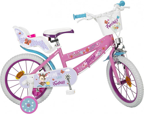 Toimsa Fantasy Walk 16 Inch 25,4 Cm Girls Caliper Pink/White