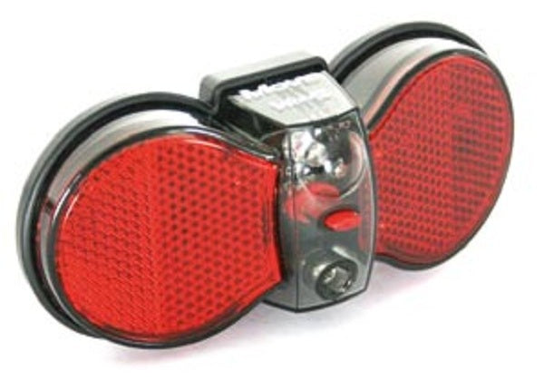 taillight Move TL278R led battery 11 cm red