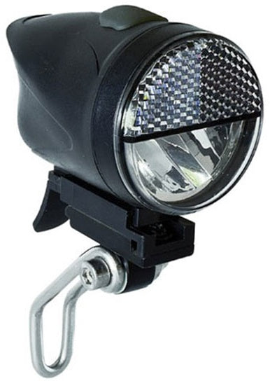 headlight Sportbattery led 15/40 lux black