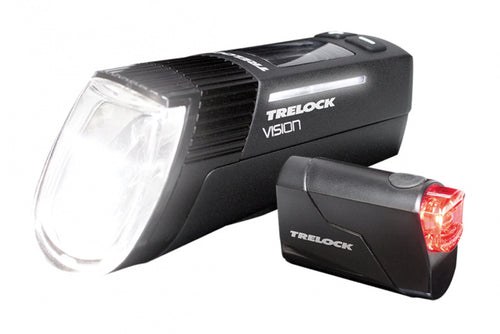 lighting set LS 760 I-Go Vision100 Lux black