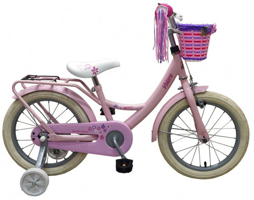 Volare Ashley 16 Inch 25,4 Cm Girls Coaster Brake