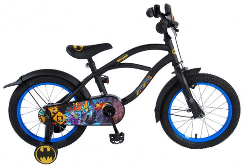 Volare Batman 16 Inch 25,4 Cm Boys Coaster Brake