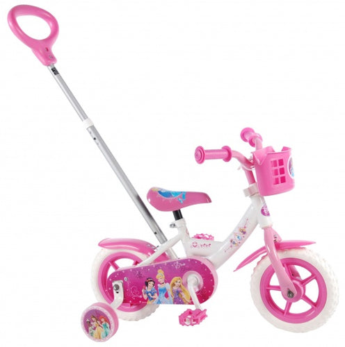 Volare Disney Princess 10 Inch 18 Cm Girls Fixed Gear White/Pink