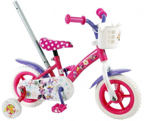 Volare Minnie Mouse 10 Inch 18 Cm Girls Fixed Gear