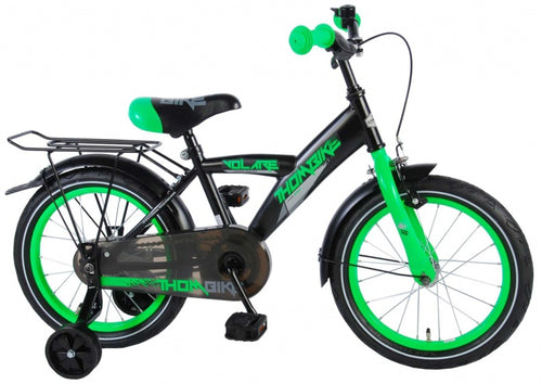 Volare Thombike 16 Inch 25,4 Cm Boys Coaster Brake Black/Green