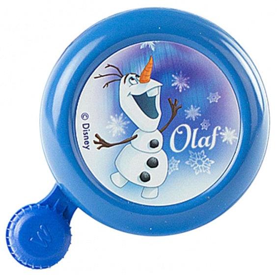 Frozen bell 55 mm blue