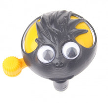 Bicycle bell Happy Faces Yellow Black