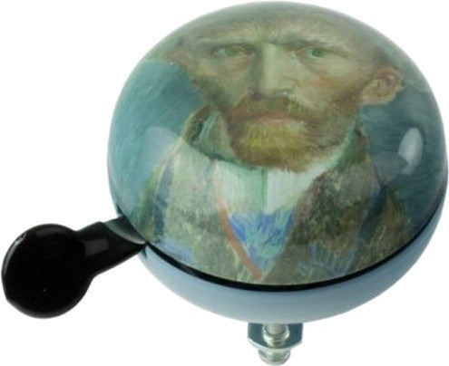 bicycle bell Van Gogh 80 mm blue
