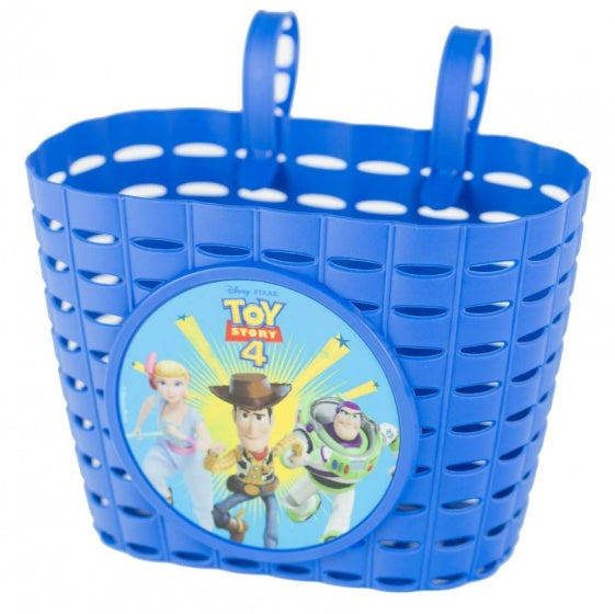 bike basket Toy Story 4 dark blue 20 x 14 x 10 cm