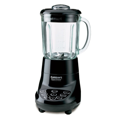 Liquidificador Smart Power Cuisinart preto 127v.