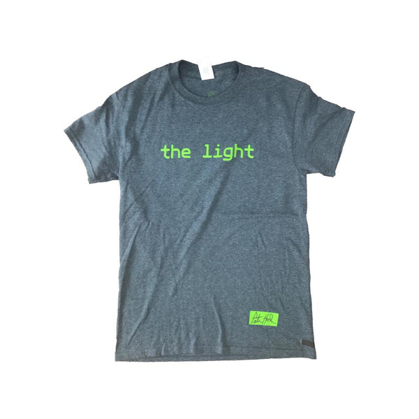 The Light Grey Mens T-Shirt