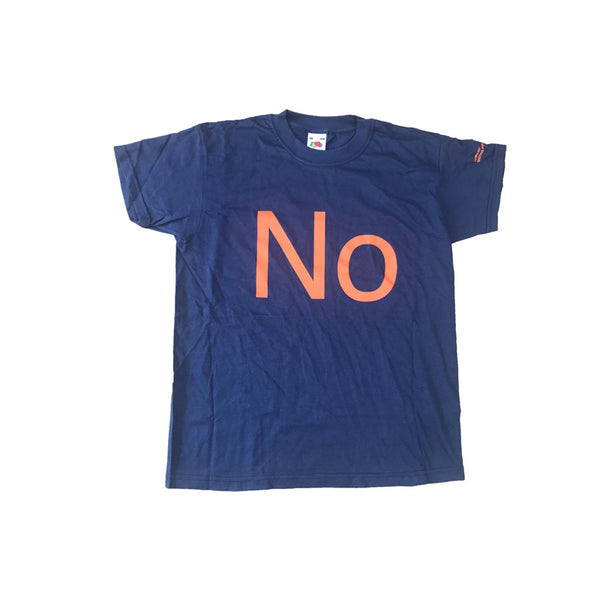 New Order No Navy Kids T-Shirt