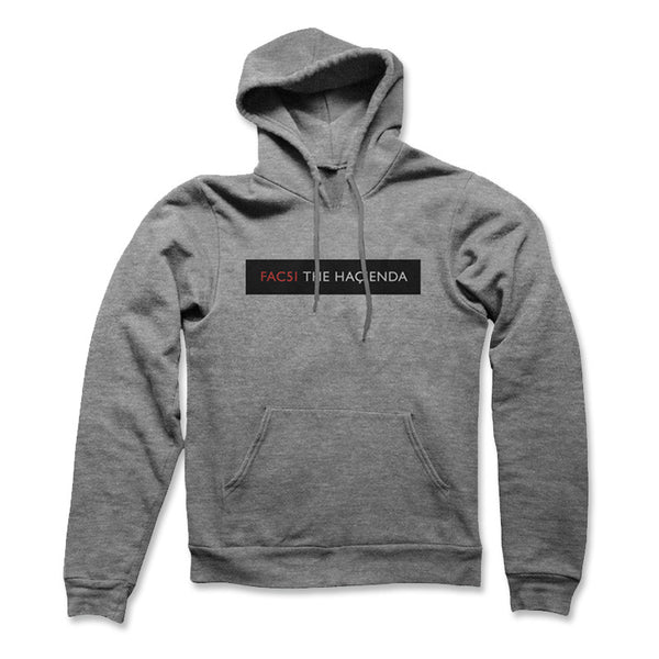 FAC51 HACIENDA HOODIES (GREY)