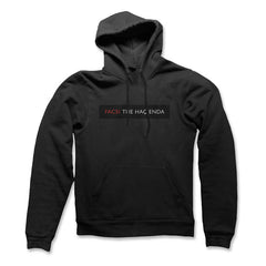 FAC51 HACIENDA HOODIES (BLACK)