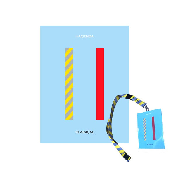 HACIENDA CLASSICAL PROGRAMME AND LANYARD - 2nd YEAR