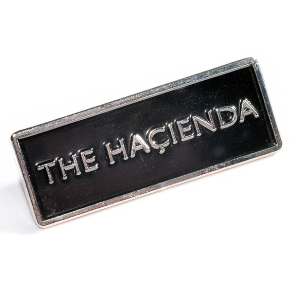 HACIENDA DOORPLATE BADGES
