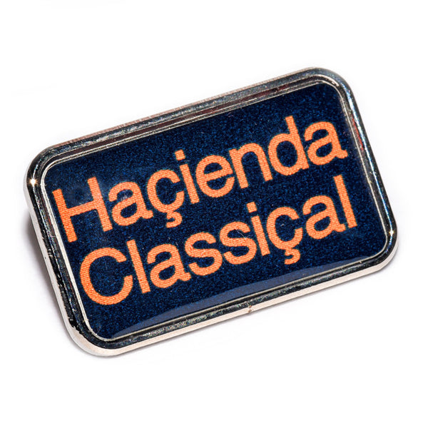 HACIENDA CLASSICAL BADGE