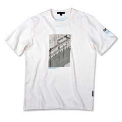 HACIENDA GRAPHIC T COLLECTORS EDITION (CREAM)