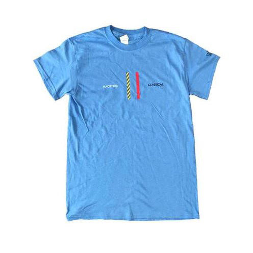 HACIENDA CLASSICAL TEE LIGHT BLUE MENS
